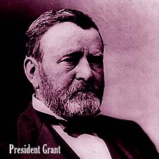 Ulysses S Grant comes to Portsmouth, NH / Library of Congress Image