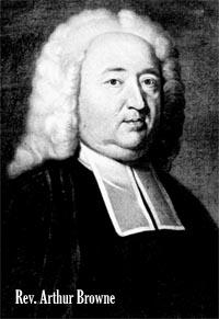 Rev. Arthur Browne of Portsmouthm, NH / SeacoastNH.com