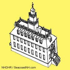 NH Provincial Statehouse / NHNHR