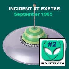 UFO interview