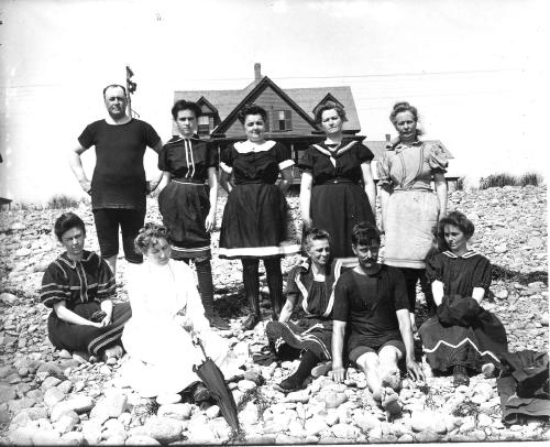 Early Bathing Suits