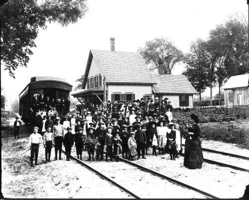 Stratham Train Depot