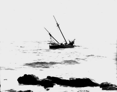 Shipwreck at Odiorne