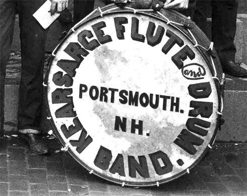 Kearsage Flute and Drum Band / Strawbery Banke