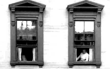 Woman in a window ? SeacoastNH.com