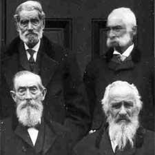 Grumpy old men of Seacoast NH/ Strawbery Banke archives