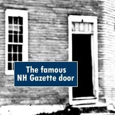 NH Gazette office / Strawbery Banke Archive