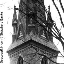 Immaculate Conception, Portsmouth, NH / Strawbery Banke Archives
