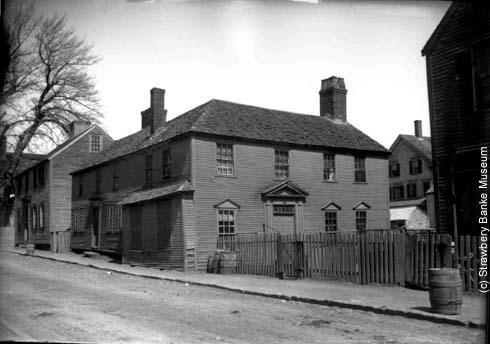 Historic Portsmouth House/ Strawbery Banke Museum