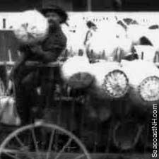 Itinerant basket sellers /SeacoastNH.com