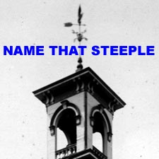 South Ward Steeple, POrtsmouth/ Strawbery Banke