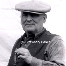 Cappy Stewart (c) Strawbery Banke Museum/ All rights reserved as seen on SeacoastNH.com