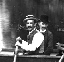 Piscataqua rowers 1895