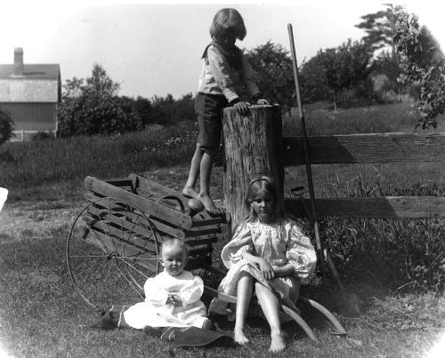 Coolidge Kids (c) Strawbery Banke