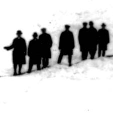 Walking on Ice, 1916