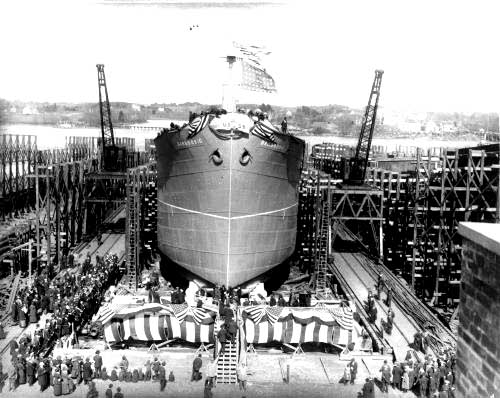 Babboosic at Atlantic Shipping Launch #2 of 10 ships