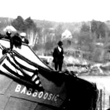 Babboosic Launch 1918 / Strawbery Banke Museum