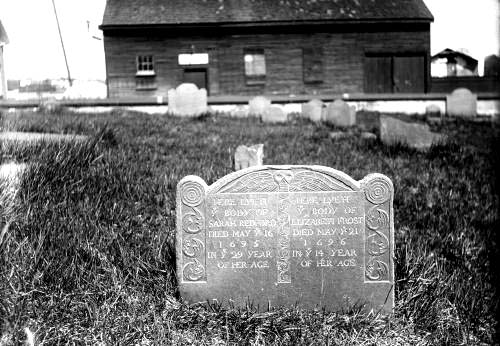 Point of Graves  (c) Strawbery Banke Museum archives
