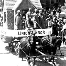 Labor Day 1902 / Strawbery Banke Archive