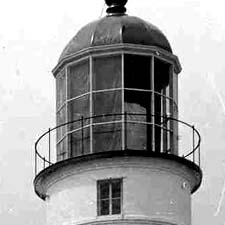 White Lighthouse, Isles of Shoals / Strawbery Banke Archive