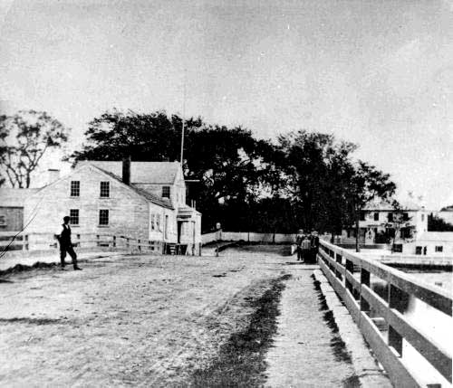 North Mill, Portsmouth, NH / Strawbery Banke ARchive