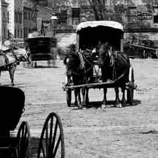 Market Square (c) Strawbery Banke Archive