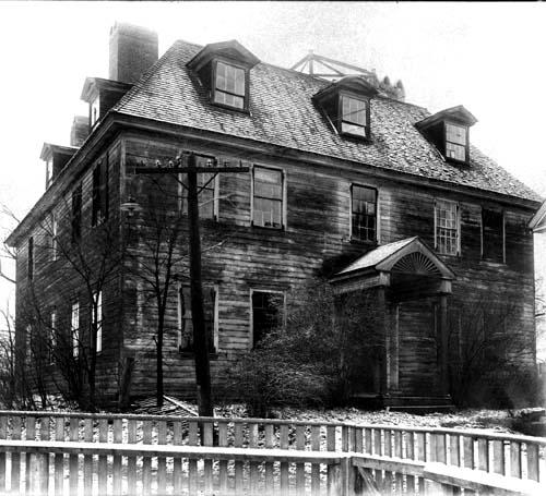 George Jaffrey House (c) Strawbery Banke Archive