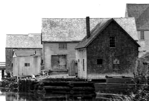 Puddle Dock 1895 (c) Strawbery Banke Archive