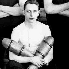 Portsmouth athlete 1888/Strawbery Banke Archive
