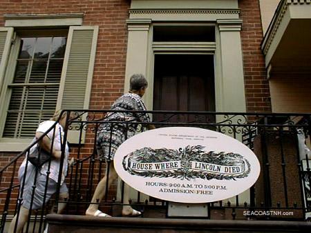 The House Where Lincoln Died / SeacoastNH.com