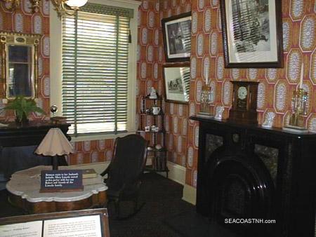 Peterson House Parlor, Washington, DC/ SeacoastNH.com