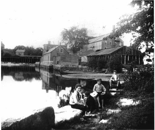 South Berwick Historical Society Archives