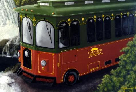 Dover trolley