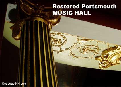 Restoring Portsmouth Music Hall/ SeacoastNH.com
