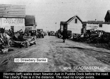 Newton Ave (c) Strawbery Banke Museum