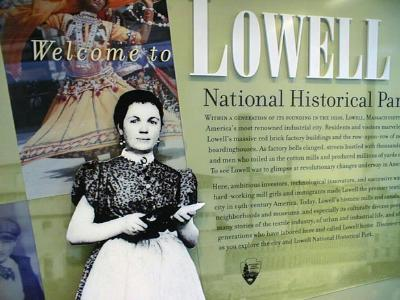 Lowell Heritage Visitor Center