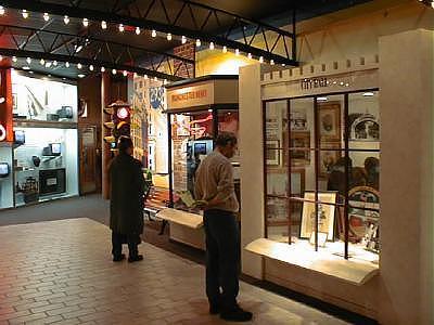 Millyard Museum Exhibit
