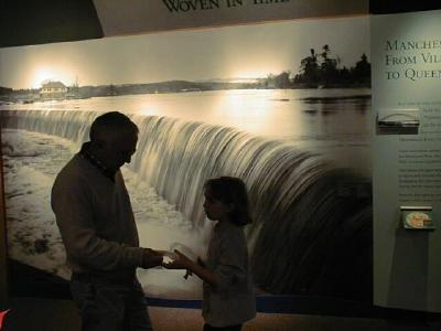 Amoskeag Mill Museum