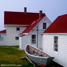 Monhegan Museum / SeacoastNH.com