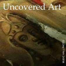Music Hall dome art/ SeacoastNH.com