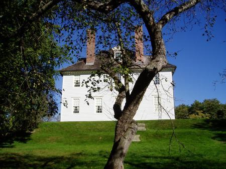 Hamilton House in South Berwick / SeacoastNH.com