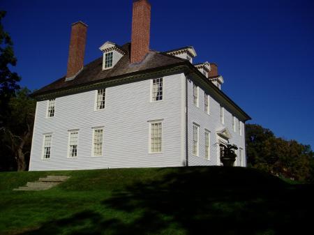 Hamilton House exterior / SeacoastNH.com