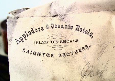 Laighton Brothers letterhead