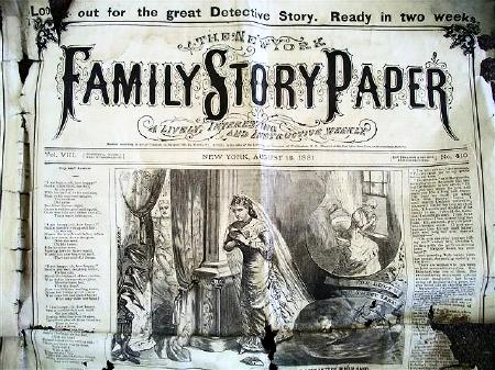 Family Story Paper
