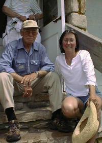 Bob Tuttle and Friend