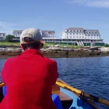 Rowing from Star Island / SeacoastNH.com