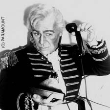 Ghost of Andrew Jackson in 1842 film/ SeacoastNH.com Dingus Project