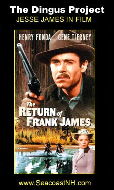 Retunr of Frank James #18 on the Dingus Proejct / SeacoastNH.com