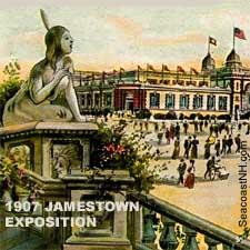 Jamestwon Exposition 1907 / SeacoastNH.com