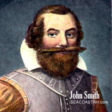 Supposed picture of John Smith / SeacoastNH.com